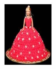 Doll Cake - 3 KG