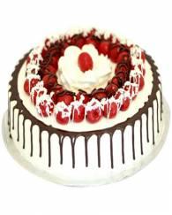 Cherry Blackforest Cake - 1/2 KG