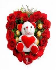 Rose In Heart