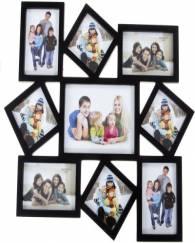 Family Collage Photo Frame 400x400