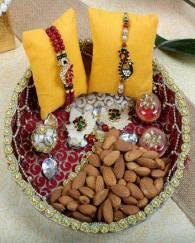 Royal Rakhi Gift