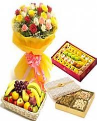 Send Diwali Wish with Combo Hamper