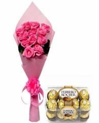 Pinky Chocolate Combo