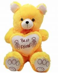 Kashish Toys Yellow Cloth Teddy