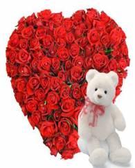 Heart and Teddy
